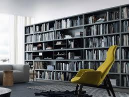 black huge bookcase partition big bookshelf furniture