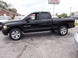 2004 black dodge ram used dodge ram 8 000 in indiana for sale used cars on