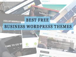 best free 21 best free business themes 2018