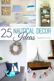 nautical decor 25 nautical decor ideas for your creative home