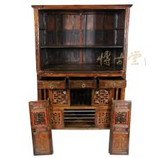 chinese antique kitchen cabinet entertainment center 13lp62