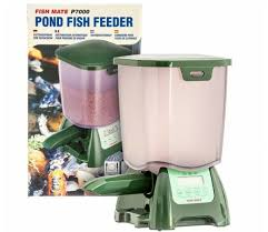 Fish Mate P7000 Pond Fish Feeder GardenSite