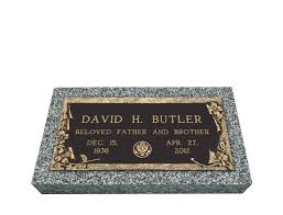 bronze grave markers single bronze grave markers lovemarkers
