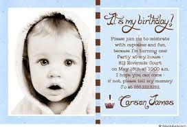 doc 15001071 baby boy 1st birthday invites u2013 1st birthday
