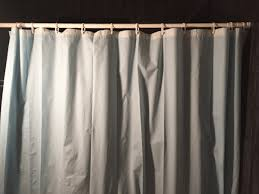 Regular Curtains As Shower Curtains How To Clean Shower Heads And Shower Curtains