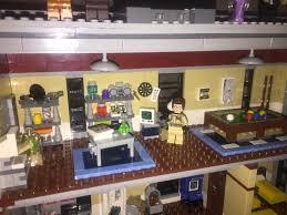 Lego Headquarters Lego Review Ghostbusters Headquarters U2013 The Robot U0027s Pajamas