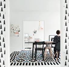 Black And White Home Interior The Black And White Home Of Interior Stylist Susanna Vento U2013 Jelanie