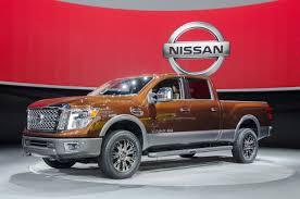 nissan truck titan a look at nissan u0027s new titan diesel