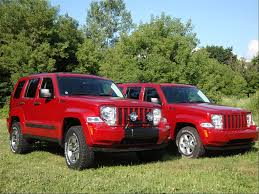 red jeep liberty 2010 lost jeeps view topic rock krawler