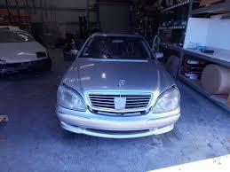 2003 mercedes s500 2003 2006 mercedes s430 s500 w220 driver side light