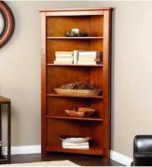 Corner Bookcase Plans Free Corner Bookshelf Rroom Me