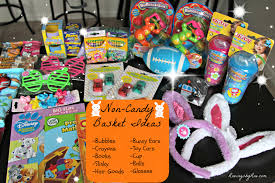 candy basket ideas toddler easter baskets non traditional vargas