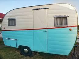 vintage camper trailers for sale vintage camper trailers 1954