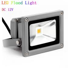 12 volt led lights waterproof 12v dc 10w 20w 30w 50w led flood light waterproof floodlight outdoor
