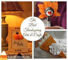 great thanksgiving arts crafts home abroad