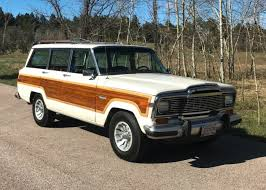 old jeep grand wagoneer no reserve 1984 jeep grand wagoneer for sale on bat auctions sold