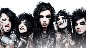 black veil wretched and black veil brides gif wifflegif