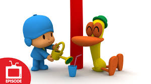 pocoyo magical watering can s01e21 youtube