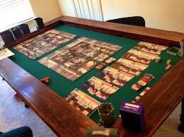 large multi game table furniture astounding octopus overlords view topic building gaming