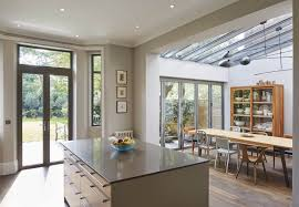 kitchen conservatory ideas glass kitchen extensions apropos conservatories
