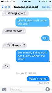 Text Messages Show Horror Inside - people are sharing the haunting last text messages they received