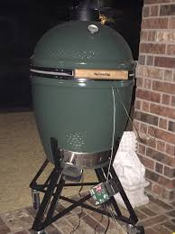 big green egg fan 1st impression of the digiq dx2 big green egg egghead forum