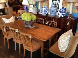 kitchen table awesome plank oak dining table painted farmhouse