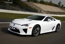 lexus jim white there are 12 new lfa supercars unsold in us lexus dealerships