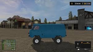 uaz 452 uaz 452 farming simulator 17 v1 0