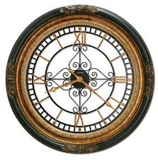 howard miller rosario oversized wall clock 625 443 timekeepers
