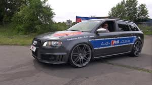 supercharged audi rs4 for sale audi rs4 avant b7 w pes supercharger 556hp sound