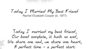best friend marriage quotes today i my best friend quote friendship marriage quotes