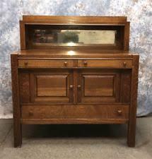 antique sideboards u0026 buffets 1950 now ebay