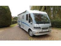 garage campervans u0026 motor homes for sale gumtree