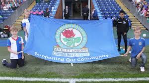 Blackburn Flags Community Trust Nominated For Prestigious Award News Blackburn