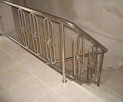 Metal Stair Banister Inspiring Designs Of Stair Railing Interior Design News