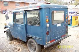 postal jeep wrangler 1974 dj postal jeep for sale 1000 obo
