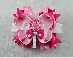 korker ribbon fancy lollipop korker ribbon hair bow view nwest lollipop hair