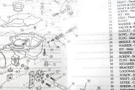 zenith carburetor kit fits gravely model l li tractor mower 13796
