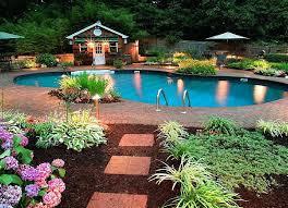 Backyard Swimming Pool Ideas Backyard Above Ground Swimming Pool Ideas Backyard Pool Ideas