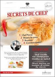 cuisinez comme un chef cuisinez comme un chef novae