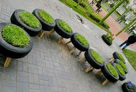 Creative Landscaping Ideas 40 Creative Diy Gardening Ideas With Recycled Items Deannetsmith