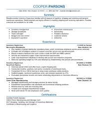 11 production supervisor resume sample riez sample resumes