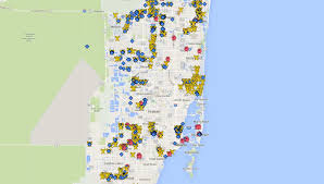 Map Of East Coast Florida by Pokemon Go In Miami Best Places Maps And Tips