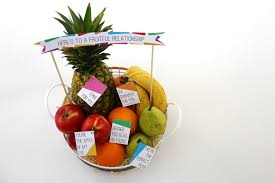 fruit gift ideas diy fruit basket of evite