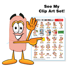 cartoon band aid free download clip art free clip art on