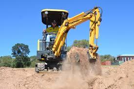 review yuchai yc18sr mini excavator
