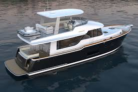 Blue Flag Yachts Kadey Krogen Starts New Company To Build 26 Knot Contemporary