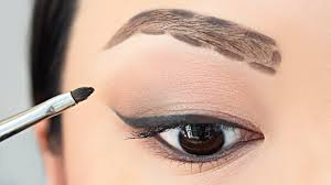 How To Do Eyebrow How To Fill In Your Eyebrows For Beginners Chiutips Youtube