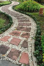 Backyard Walkway Ideas by 65 Walkway Ideas U0026 Designs Brick Flagstone U0026 Wood Concrete